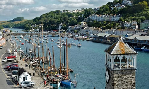 Looe Harbour events