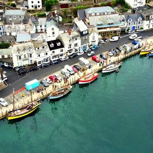 Luggers Looe River