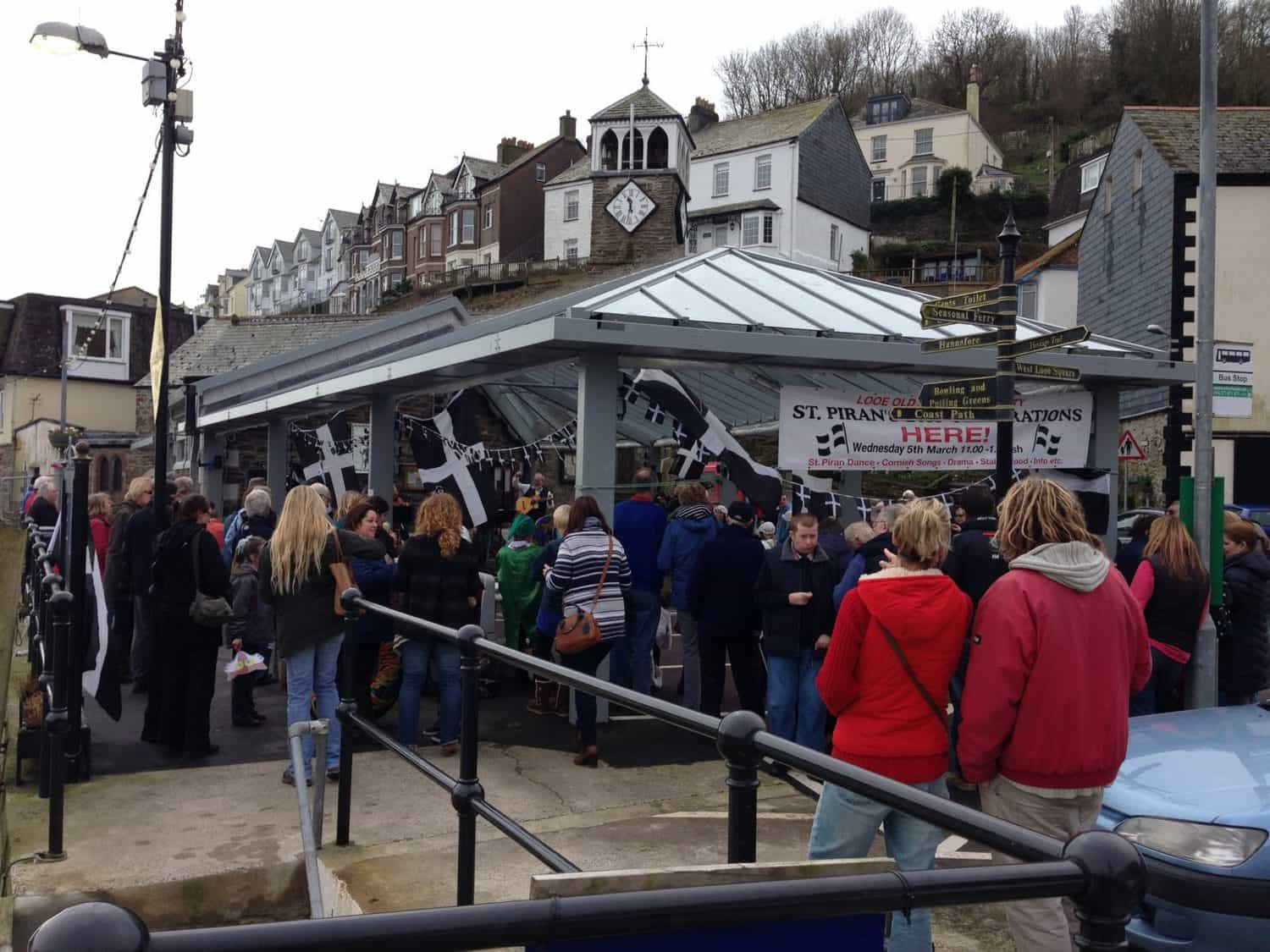 St Pirans Day Looe