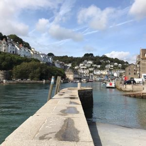 Looe Harbour West Looe