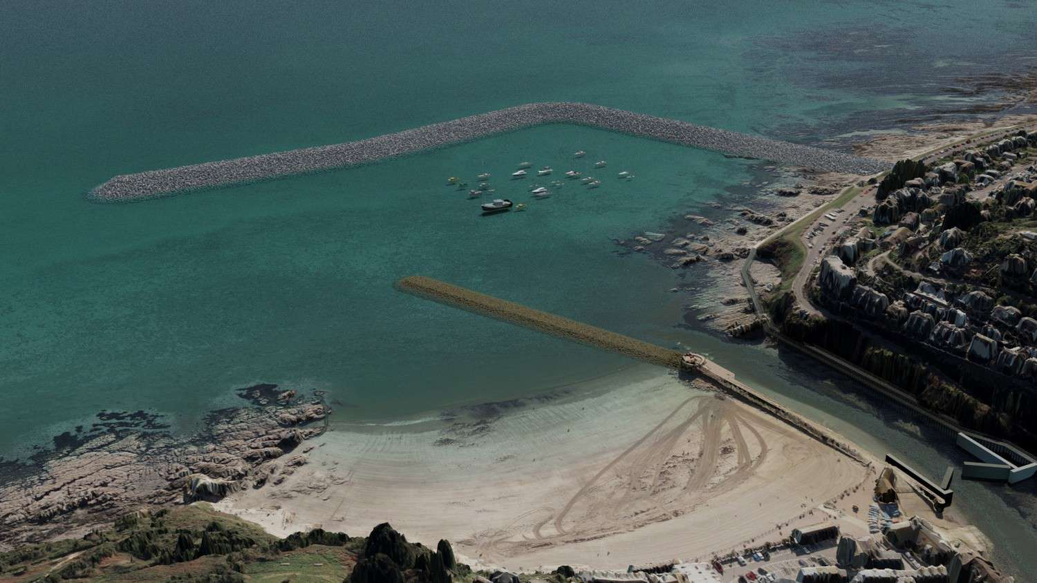 Looe Flood Protection Project -